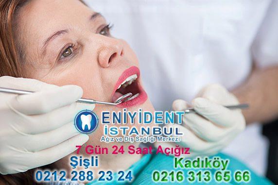 ağrısız diş çekimi